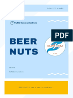 BEER NUTS Campaign