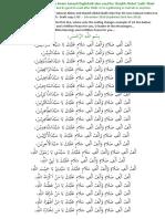 56 Million - Salawat Kubra by Imam Junayd Baghdadi