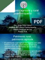 Patrimonio rural puertorriqueño
