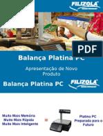 Platina PC Ok Azul