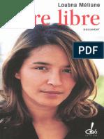 Méliane, Loubna - Vivre libre.pdf