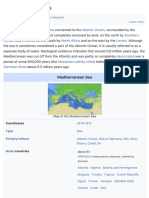 Mediterranean Sea - Wikipedia