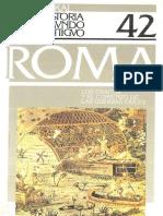 AKAL Historia Del Mundo Antiguo - 42 -Roma. Los Gracos y El Comienzo de Las Guerras Civiles (Edita Akal.1990) Español