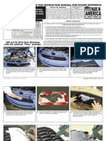 10 Up Ford Mustang Grille Installation Manual Carid