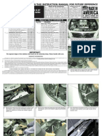 10 Up Infiniti g37 Sedan Grille Installation Manual Carid
