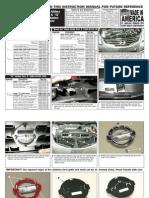 10 Up Nissan Altima Sedan Installation Manual Carid