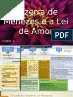 lei de amor Marcelo