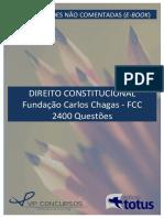 2400 Questoes Direito Constitucional-Com Gabarito.pdf