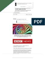 O que são os fractais, padrões matemáticos infinitos apelidados de 'impressão digital de Deus' - Época Negócios _ Mundo