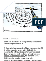 Drama History and Definitions