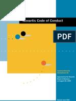 Code of Conduct Novartis