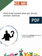 Persuasive Communication revised