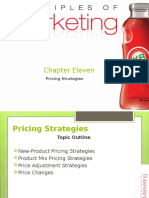 2 Chapter #11 - Pricing Strategies