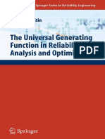 The Universal Generating Function in Reliability Analysis and Optimization (Springer Series in Reliability Engineering) .pdf