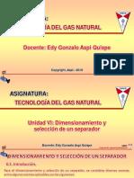 Presentacion de Tecnologia del Gas Natural II-2019 U6 - U9 actualizado.pdf