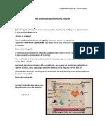 Guía Programa integración Escolar Infografía