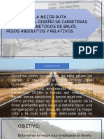DIAPOSITIVAS DEL TRABAJO FINAL CAMINOS