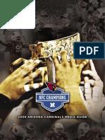 Arizona Cardinals Media Guide (2009)