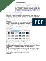 SISTEMAS OPERATIVOS WINDOWS 7