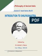 1- Introduction to Shilpashastra