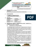 Ficha 04 Excavacion para Cimentacion Dique con Maq