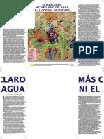 El irracional metabolismo del agua en la corona de ciudades