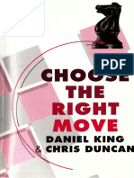 Daniel King & Chris Duncan - Choose the right move - Cadogan (1998).pdf