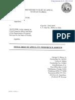Kortun v. Sink - Initial Brief