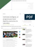 Jul 27_Noticia - Caminatas
