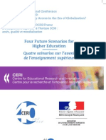 Future Scenarios for Hei Oecd