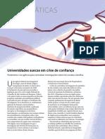 Suporte estatístico para revistas de psicologia