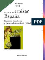 Modernizar España  proyectos de reforma y apertura internacional (1898-1914) by Sánchez, Raquel Gómez-Ferrer, Guadalupe (z-lib.org)