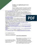 El acto administrativo y su regulación por la Ley 39.docx