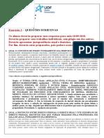 JÁ FOI EXERCÍCIO 2 de 10 questões.doc