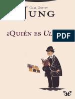 Jung, Carl Gustav - Quien Es Ulises [6742] (r1.1)
