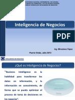 Presentación Inteligencia de Negocios - Miroslava Yepez
