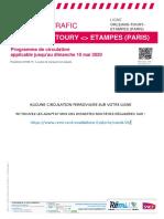 Ligne Orléans-Toury-Etampes