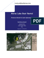 MLBR - Pontoon Rental Info and Waiver