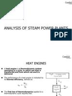 Analysis of Steam Power Plants OB 2010