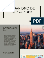 Urbanismo de Nueva  york york