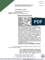 TJRJ rescisao CV imovel com distrato anterior improcedente ipc