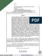 TJRJ Repetição corretagem - consumidor - abusividade
