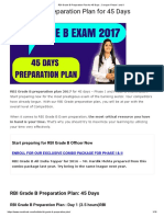 RBI Grade B Preparation Plan for 45 Days _ Conquer Phase I and II.pdf