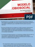 Clase Nº 2 Modelo biopsicosocial.