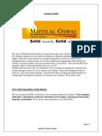 Motilal-Project.doc