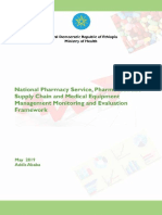 National Pharmacy Service_ Pharmaceuticals Supply Cain and Media Equipment Managment Monitering and Evaluation Framework.pdf
