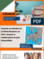 Educación de Lituania