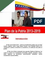 LEY DEL PLAN DE LA PATRIA definitivo