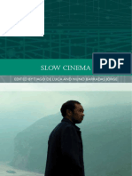 Slow Cinema - Tiago de Luca
