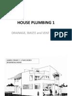 2014 - 006 House Plumbing 1